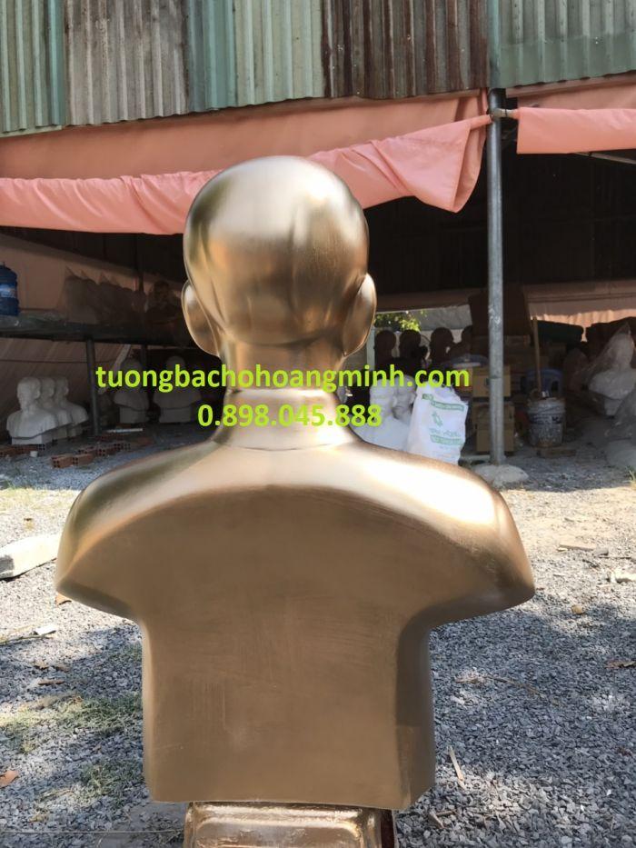 Tượng Bác Hồ Nhủ Đồng 85cm